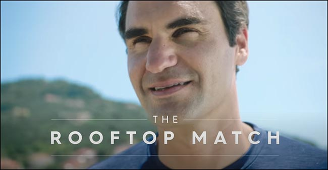The Rooftop Match