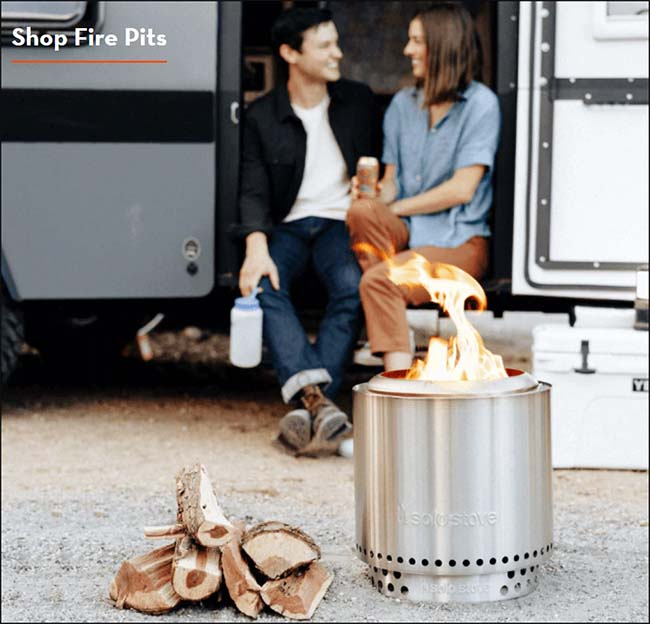 Solo Fire Pits
