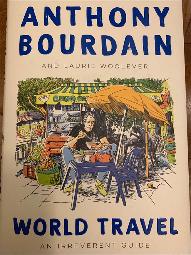 World Travel book cover