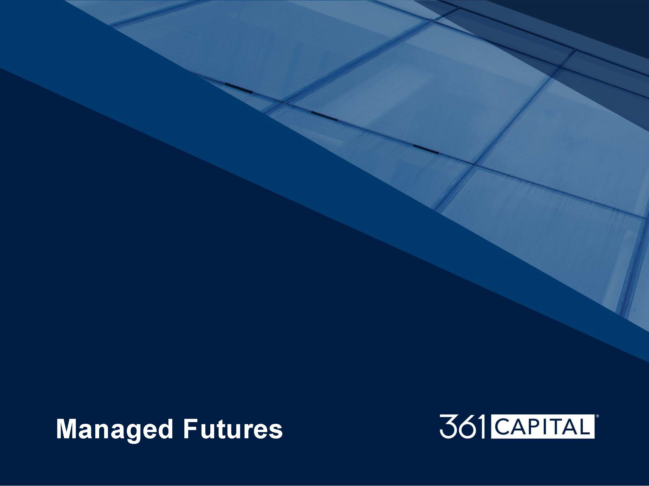 Managed Futures Intro Page