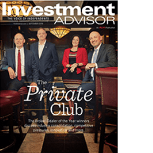 Investment Advisor: The Private Club