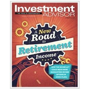 Investment Advisor March 2020 Cover