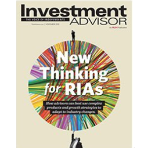 Investment Advisor: New Thinking for RIAs