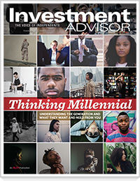 Investment Advisor: Thinking Millennial