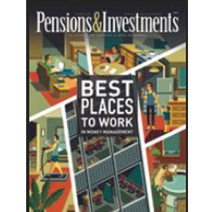 Pensions & Investments Best Places to Work in Money Management