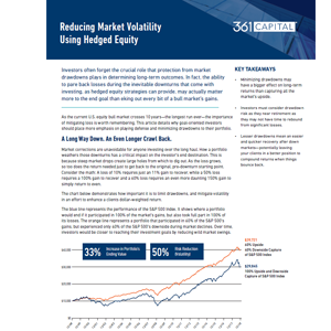 Reducing Market Volatility Using Hedged Equity thumbnail