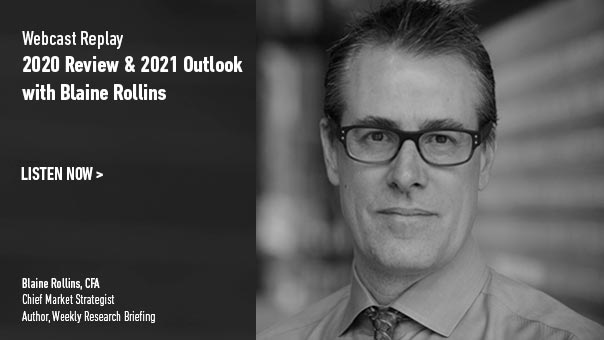Webcast Replay: 2020 Review & 2021 Outlook