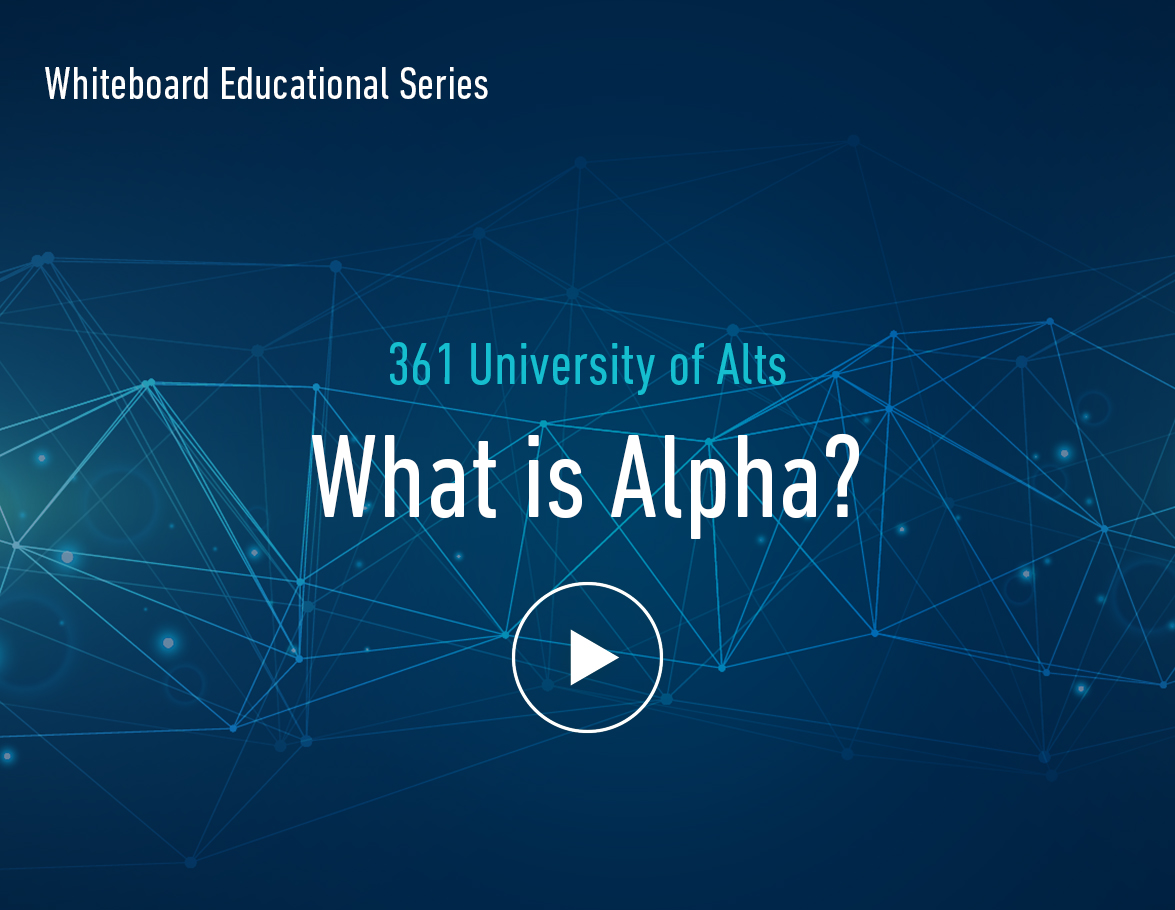 University of Alts | Alpha