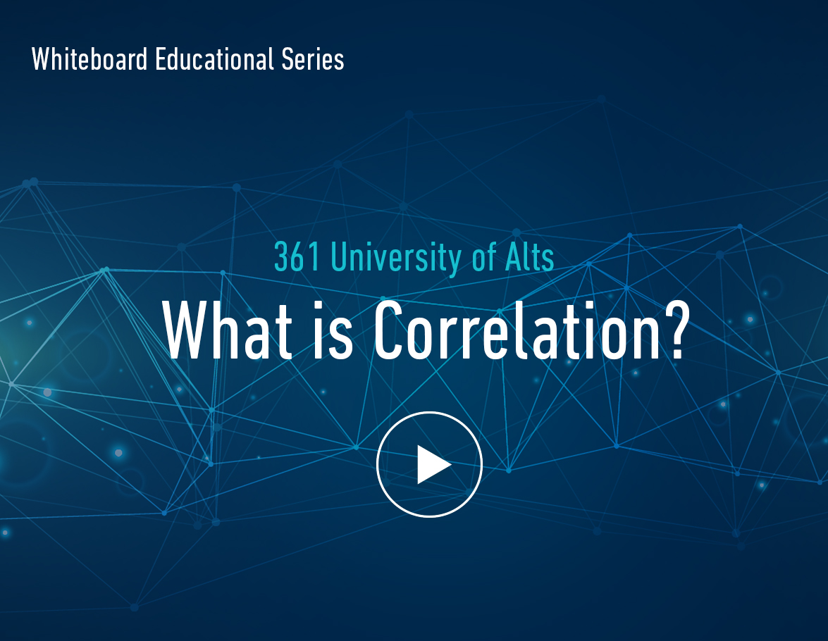 University of Alts | Correlation