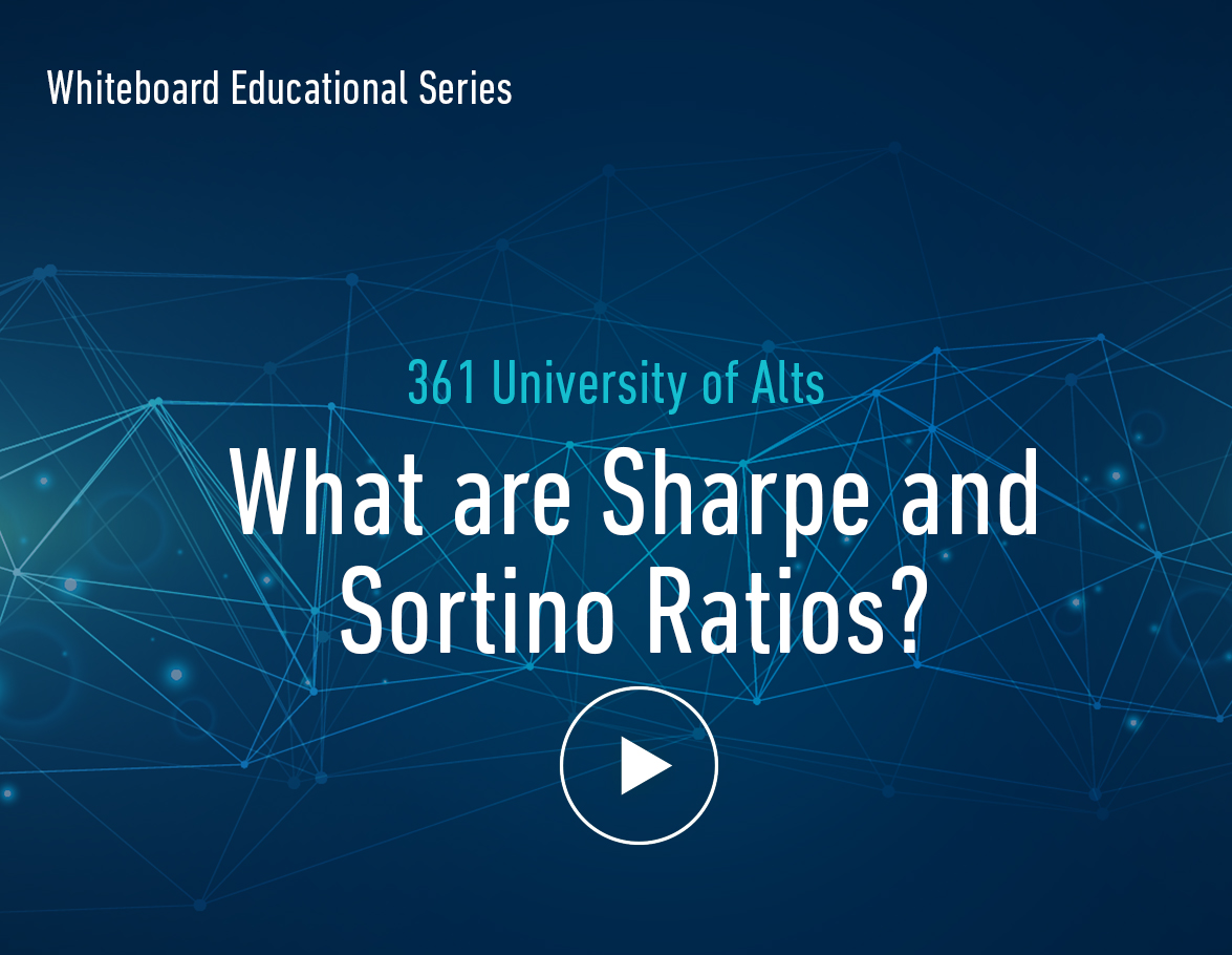 University of Alts | Sharpe Ratio